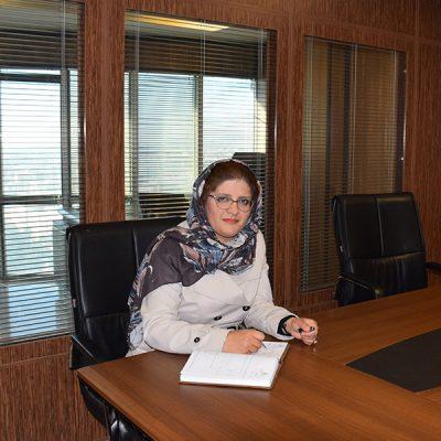 Zohreh Shafighi